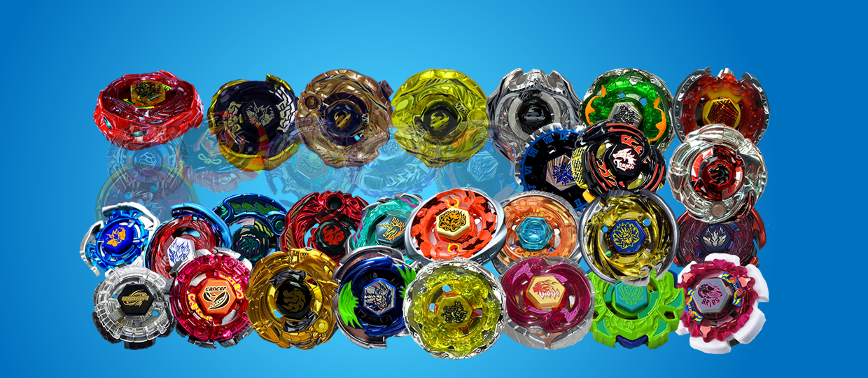 Beyblade World by Zankye