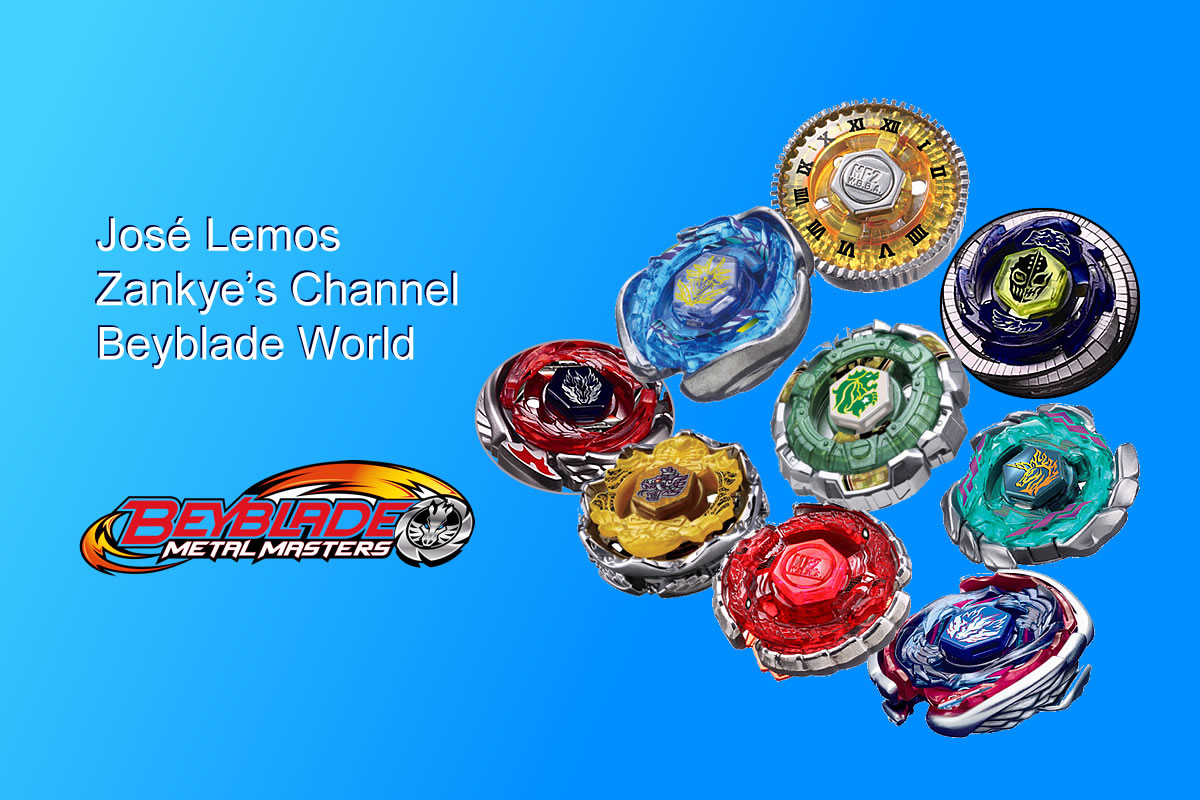 Beyblade Metal Masters Spring Tournament